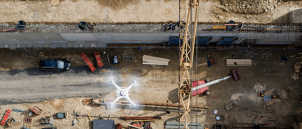Construction Inspection Drone